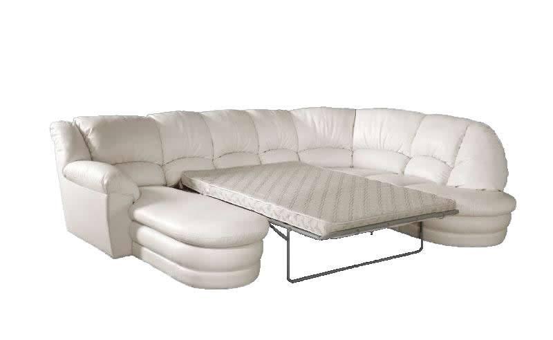 IKEA - КЛАМБИ, Диван-кровать угловой левый , В комплекте 4